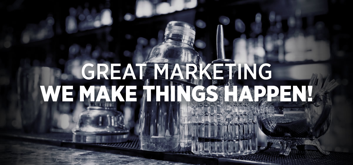 Great marketing, we make things happen!